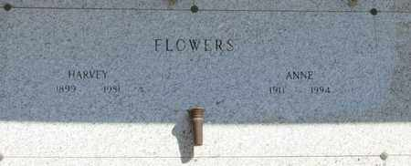 FARRIER FLOWERS, ANNE MADELINE - Lincoln County, Oregon   ANNE MADELINE FARRIER FLOWERS - Oregon Gravestone Photos