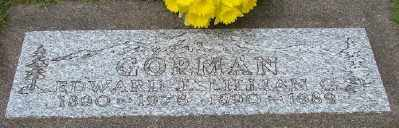 GORMAN, LILLIAN G - Lincoln County, Oregon | LILLIAN G GORMAN - Oregon Gravestone Photos