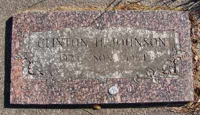 JOHNSON, CLINTON H - Lincoln County, Oregon | CLINTON H JOHNSON - Oregon Gravestone Photos
