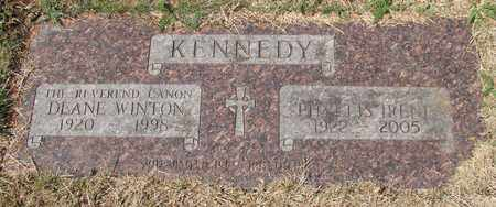 KENNEDY, PHYLLIS IRENE - Lincoln County, Oregon | PHYLLIS IRENE KENNEDY - Oregon Gravestone Photos
