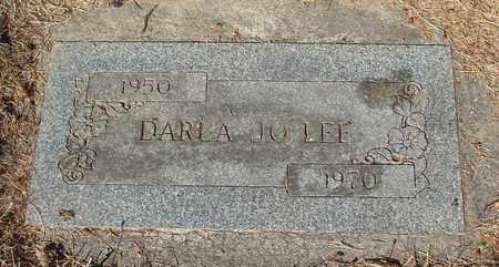 LEE, DARLA JO - Lincoln County, Oregon | DARLA JO LEE - Oregon Gravestone Photos