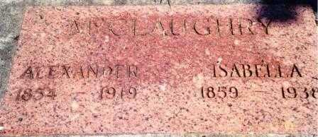 MCCLAUGHRY, ALEXANDER THOMAS - Lincoln County, Oregon | ALEXANDER THOMAS MCCLAUGHRY - Oregon Gravestone Photos