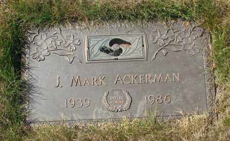 ACKERMAN, J MARK - Linn County, Oregon | J MARK ACKERMAN - Oregon Gravestone Photos
