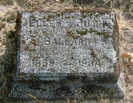 BEARD, ELLEN RUTH - Linn County, Oregon | ELLEN RUTH BEARD - Oregon Gravestone Photos
