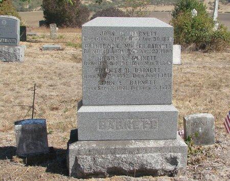 MILLER, CATHERINE E - Linn County, Oregon   CATHERINE E MILLER - Oregon Gravestone Photos