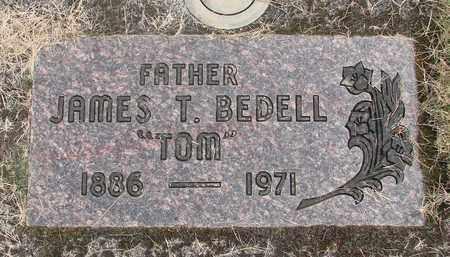 BEDELL, JAMES T - Linn County, Oregon | JAMES T BEDELL - Oregon Gravestone Photos