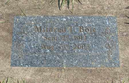 ALLEN, MILDRED J - Linn County, Oregon | MILDRED J ALLEN - Oregon Gravestone Photos