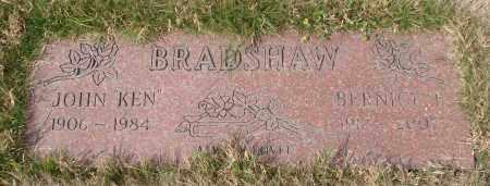 ABRAHAM BRADSHAW, BERNICE - Linn County, Oregon   BERNICE ABRAHAM BRADSHAW - Oregon Gravestone Photos