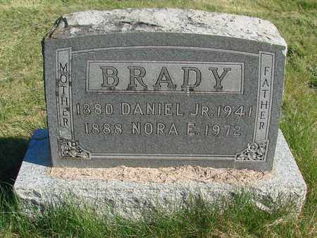 BRADY, DANIEL JR - Linn County, Oregon | DANIEL JR BRADY - Oregon Gravestone Photos