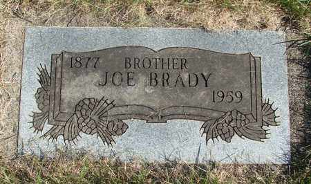 BRADY, JOSEPH - Linn County, Oregon   JOSEPH BRADY - Oregon Gravestone Photos