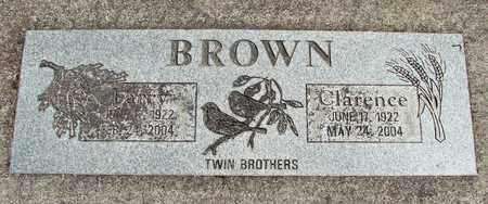 BROWN, LARRY - Linn County, Oregon | LARRY BROWN - Oregon Gravestone Photos