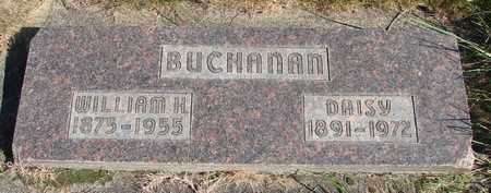 BUCHANAN, WILLIAM HENRY - Linn County, Oregon | WILLIAM HENRY BUCHANAN - Oregon Gravestone Photos