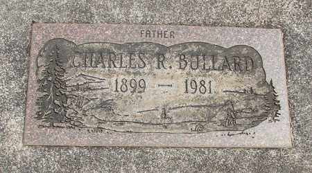 BULLARD, CHARLES R - Linn County, Oregon | CHARLES R BULLARD - Oregon Gravestone Photos