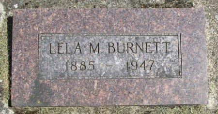 BURNETT, LILA M - Linn County, Oregon | LILA M BURNETT - Oregon Gravestone Photos