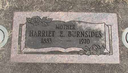HENRY, HARRIET ELIZABETH - Linn County, Oregon | HARRIET ELIZABETH HENRY - Oregon Gravestone Photos