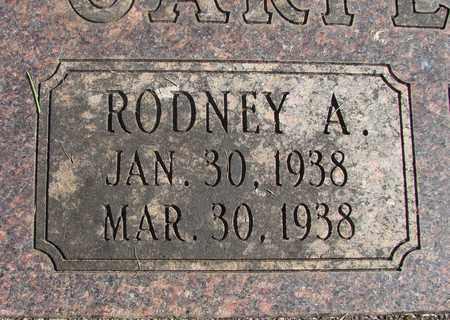 CARPENTER, RODNEY ALLEN - Linn County, Oregon | RODNEY ALLEN CARPENTER - Oregon Gravestone Photos
