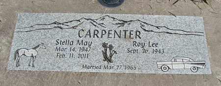 CARPENTER, STELLA MAY - Linn County, Oregon | STELLA MAY CARPENTER - Oregon Gravestone Photos