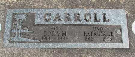 CARROLL, DORA MAY - Linn County, Oregon | DORA MAY CARROLL - Oregon Gravestone Photos