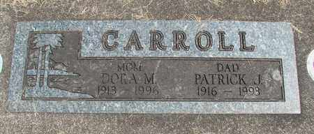 CARROLL, PATRICK J - Linn County, Oregon   PATRICK J CARROLL - Oregon Gravestone Photos