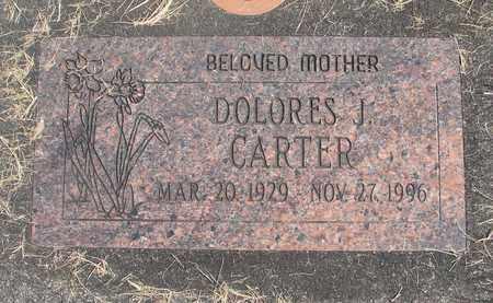 CARTER, DOLORES JOYCE - Linn County, Oregon | DOLORES JOYCE CARTER - Oregon Gravestone Photos