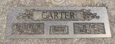 CARTER, DOROTHY MAY - Linn County, Oregon | DOROTHY MAY CARTER - Oregon Gravestone Photos
