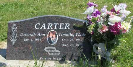 CARTER, TIMOTHY WADE - Linn County, Oregon   TIMOTHY WADE CARTER - Oregon Gravestone Photos
