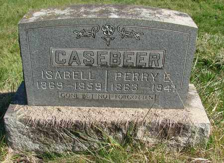 CASEBEER, ISABELLE - Linn County, Oregon | ISABELLE CASEBEER - Oregon Gravestone Photos