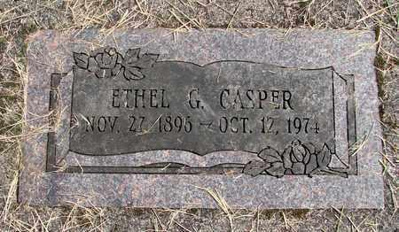 CASPER, ETHEL G - Linn County, Oregon | ETHEL G CASPER - Oregon Gravestone Photos
