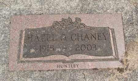 HUNTLEY CHANEY, HAZEL O - Linn County, Oregon | HAZEL O HUNTLEY CHANEY - Oregon Gravestone Photos