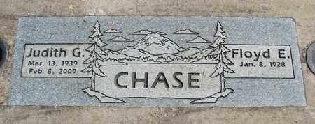 CHASE, JUDITH G - Linn County, Oregon | JUDITH G CHASE - Oregon Gravestone Photos