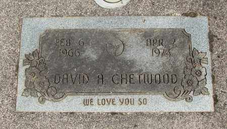 CHETWOOD, DAVID ALAN - Linn County, Oregon | DAVID ALAN CHETWOOD - Oregon Gravestone Photos