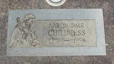 CHILDRESS, AARON DALE - Linn County, Oregon | AARON DALE CHILDRESS - Oregon Gravestone Photos
