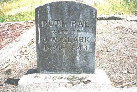 CLARK, RUTH - Linn County, Oregon | RUTH CLARK - Oregon Gravestone Photos