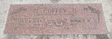 COFFEY, RONALD W - Linn County, Oregon   RONALD W COFFEY - Oregon Gravestone Photos
