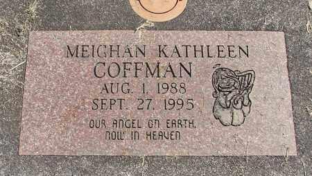 COFFMAN, MEIGHAN KATHLEEN - Linn County, Oregon | MEIGHAN KATHLEEN COFFMAN - Oregon Gravestone Photos