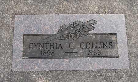 COLLINS, CYNTHIA C - Linn County, Oregon | CYNTHIA C COLLINS - Oregon Gravestone Photos