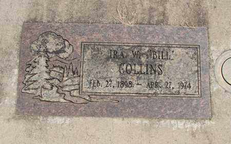 COLLINS, IRA W - Linn County, Oregon | IRA W COLLINS - Oregon Gravestone Photos