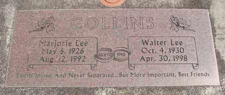 COLLINS, WALTER LEE - Linn County, Oregon | WALTER LEE COLLINS - Oregon Gravestone Photos