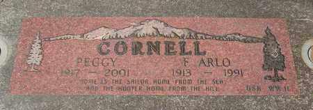 CORNELL, PEGGY - Linn County, Oregon | PEGGY CORNELL - Oregon Gravestone Photos
