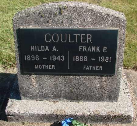 COULTER, HILDA ALICE - Linn County, Oregon | HILDA ALICE COULTER - Oregon Gravestone Photos