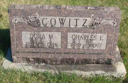 COWITZ, CHARLES LEO - Linn County, Oregon | CHARLES LEO COWITZ - Oregon Gravestone Photos