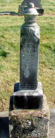 COWLING, THOMAS - Linn County, Oregon | THOMAS COWLING - Oregon Gravestone Photos