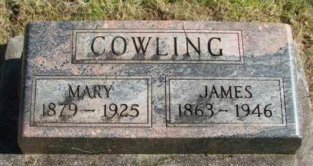 CLARK COWLING, MARY VIOLET - Linn County, Oregon | MARY VIOLET CLARK COWLING - Oregon Gravestone Photos