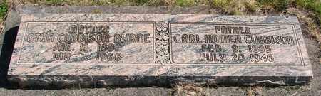 CUBBISON, CARL HOMER - Linn County, Oregon | CARL HOMER CUBBISON - Oregon Gravestone Photos
