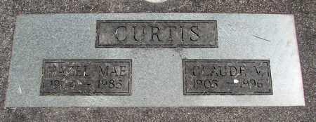 CURTIS, HAZEL MAE - Linn County, Oregon | HAZEL MAE CURTIS - Oregon Gravestone Photos