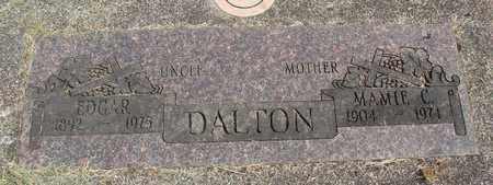 DALTON, MAMIE C - Linn County, Oregon   MAMIE C DALTON - Oregon Gravestone Photos