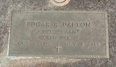 DALTON, EDGAR R - Linn County, Oregon | EDGAR R DALTON - Oregon Gravestone Photos