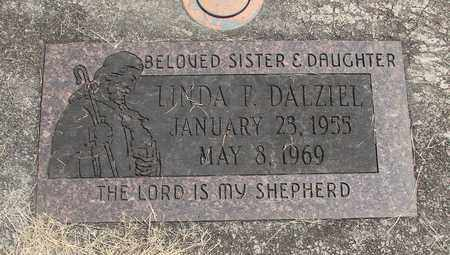 DALZIEL, LINDA F - Linn County, Oregon | LINDA F DALZIEL - Oregon Gravestone Photos