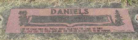 DANIELS, MARCELLA ALICE - Linn County, Oregon | MARCELLA ALICE DANIELS - Oregon Gravestone Photos