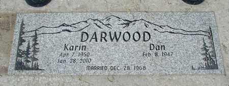 DARWOOD, DAN - Linn County, Oregon | DAN DARWOOD - Oregon Gravestone Photos